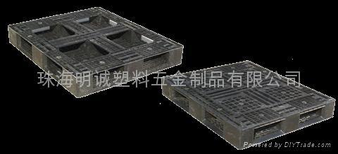 供應珠海塑膠塑料卡板叉板 2