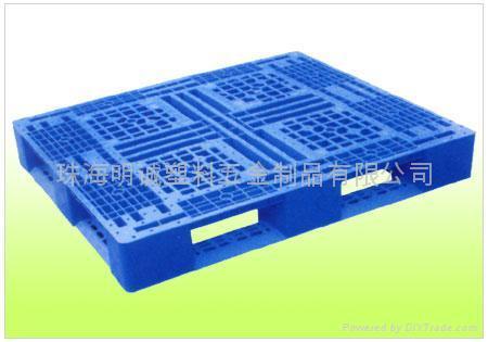 供應珠海塑膠塑料卡板叉板 5