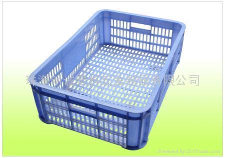 珠海塑膠籮筐盤盒 1