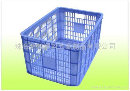 珠海塑膠籮筐盤盒 2