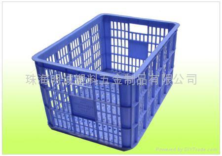 珠海塑膠籮筐盤盒 5
