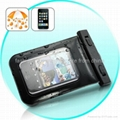Waterproof Case for iPhone, iPod Touch, Android Smartphones, MP4 Players