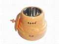 25W Digital control Mini Jewelery Ultrasonic cleaner 4