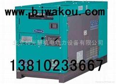日本電友DCA-400SPK柴油發電機組