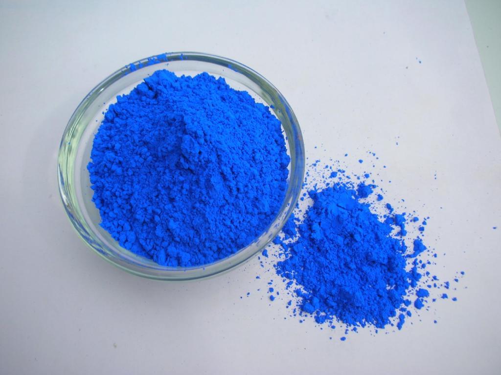 Glaze Ceramic Pigment Cobalt Blue 1