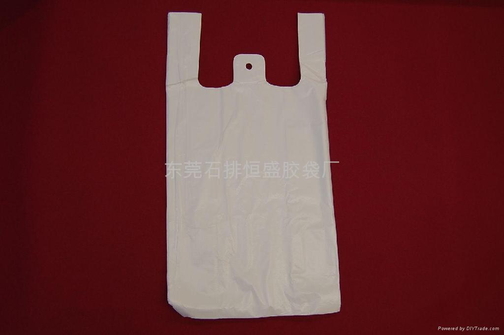 T shirt bags plastic vest bags super market bags hs pe for Wholesale t shirt bags