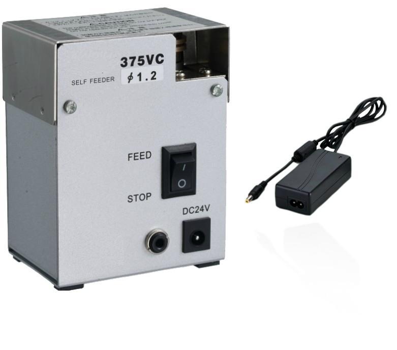 375 Solder feeder with solder cutter 1