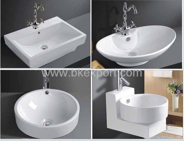 Above Counter Bathroom Sink : Above Counter Ceramic Sink (Bathroom Sinks) - newstar (China ...