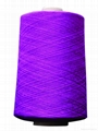 viscose ring spun yarn dyed 1