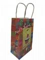 Birthday Theme Paper Gift Bag