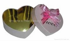 Heart Shape Chocolate Box