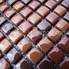 Silk Ceramic Mosaic, Ceramic Mosaic