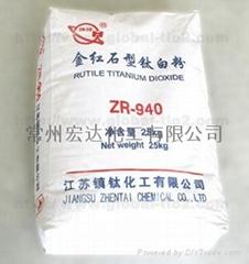 金红石钛白粉R-940,R-940+,R-996