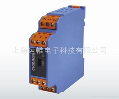 微电脑可调型温度变送器