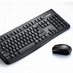 2.4G Wireless Keyboard a