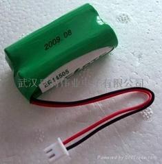 VFOTE瑞孚特藍牙射頻門禁停車設備專用鋰電池