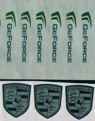 電鑄標牌金屬鎳標牌