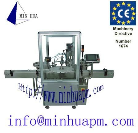 Heterogeneous Type Eye Medicine Filling Machine 1