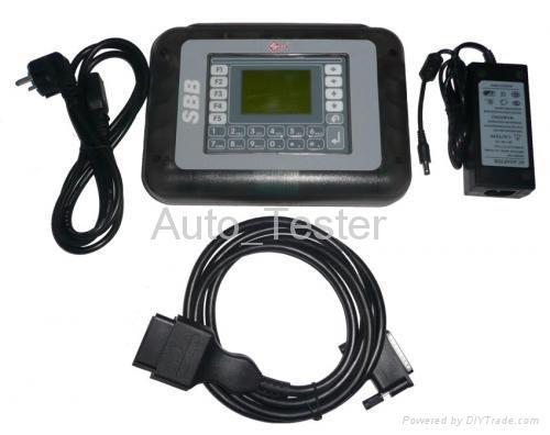 SBB key programmer v28, Key maker, car locksmith tool 1