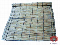 reed curtain with thick reed and bamboo