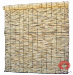 reed curtain with bamboo and cotton thread