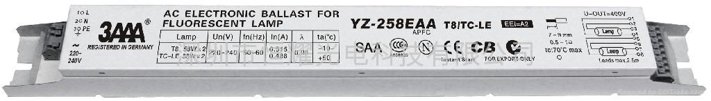 T8/PLL 標準型電子鎮流器 4