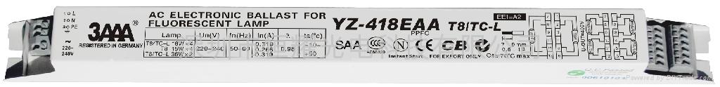 T8/PLL 標準型電子鎮流器 5
