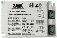 LED 驱动电源  7-48W