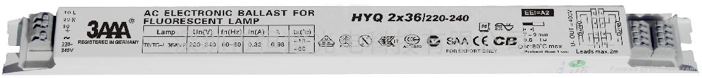 T8/PLL預熱型電子鎮流器  5