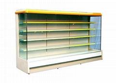 冷櫃、風幕櫃、牛奶展示櫃、茶葉展示櫃、豆制品陳列櫃