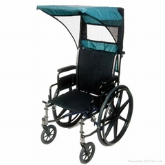 Wheelchair With Canopy New Design
