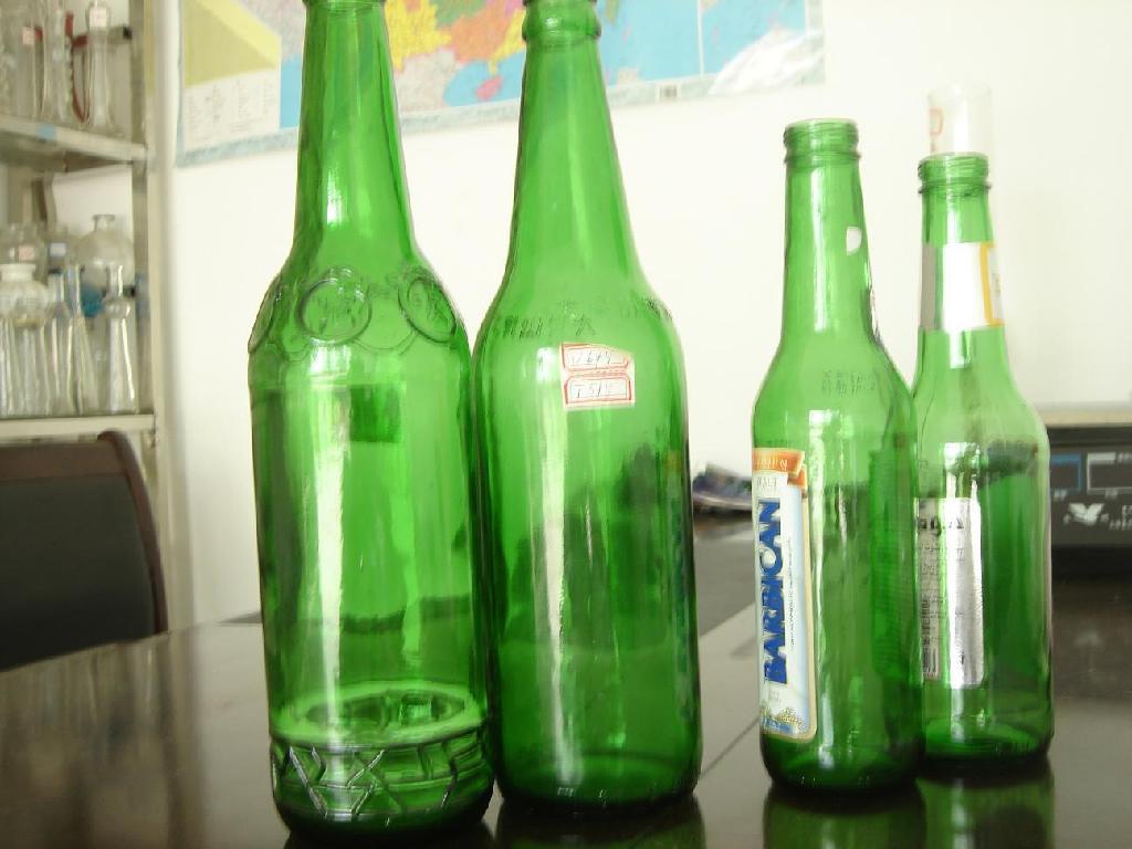 供应各种不同类型啤酒瓶 (中国 江苏省 生产商)