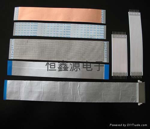 電子排線  電子排線/FFC扁平線各類型號 1