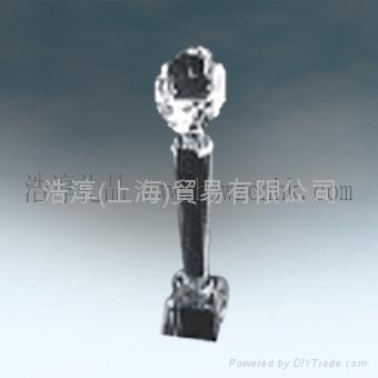 水晶-獎盃 1