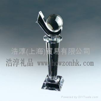 水晶-獎盃 2
