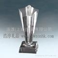 水晶-獎盃 4