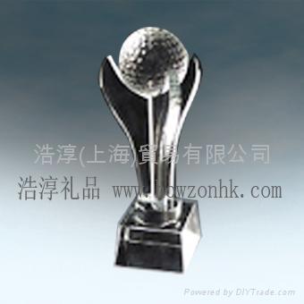水晶-獎盃 5