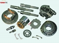 Komatsu excavator parts and hydraulic piston pump spare parts