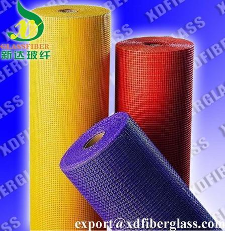 Fire retardent alkali proof fiberglass mesh manufacturer for Fire resistant fiberglass insulation