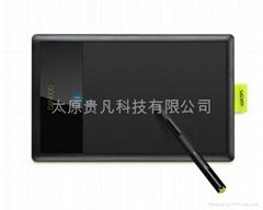 Bamboo三代 Pen S CTL-470数位绘画板