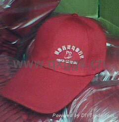 广告帽子订做 2