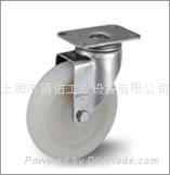 不锈钢脚轮-美国colson公司品质保证
