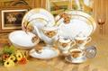 49 pcs super white dinnerware 4
