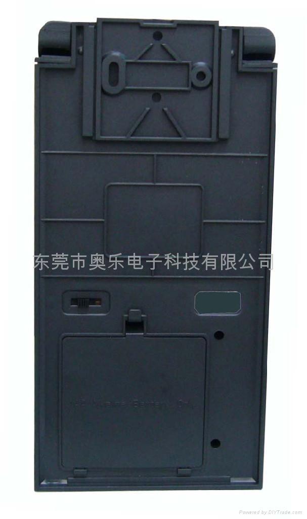 開發接觸式電動給皂液機 5