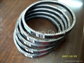 Conveyor Belt,Banded Belt,Hexagonal Belt