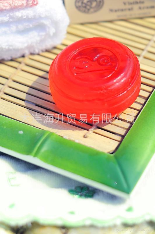 南非玫瑰植物精油手工皂 2