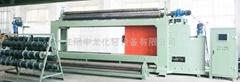 CNC mesh alterable gabion machine no need making spirals
