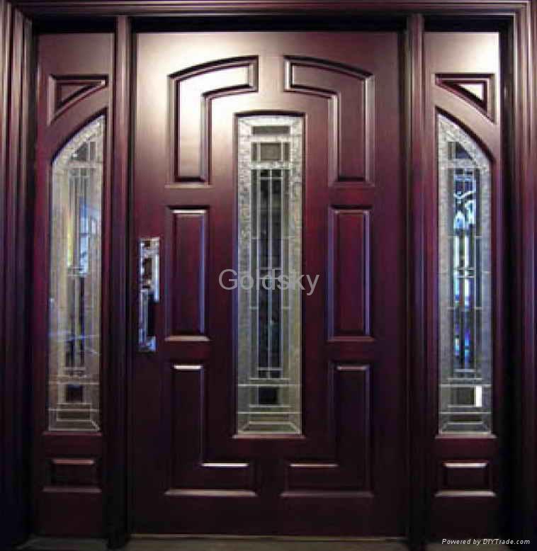 Breathtaking Entrance Wooden Doors Gallery - Image design house plan ...