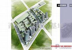 西安地鐵旁廠房招商