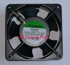 SUNON機櫃風扇DP200A 2123XBT.GN